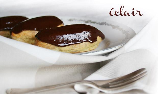 Foto degli Éclairs chocolat