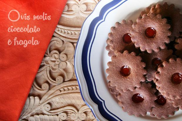 Ovis Molis cioccolato e fragola