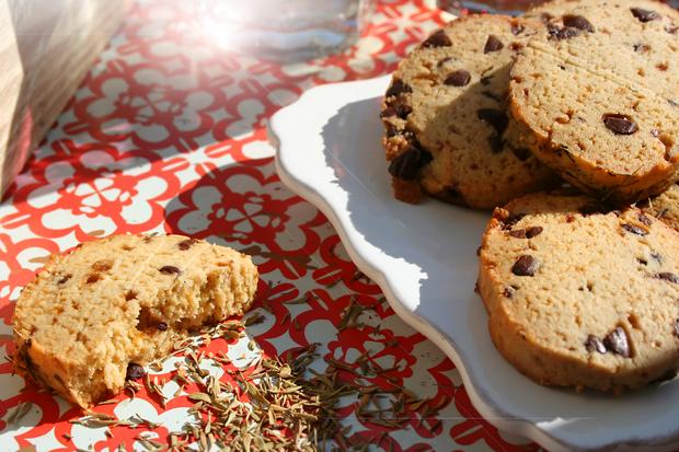 seconda foto biscotti farro e timo