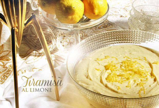 Foto del Tiramisù al limone