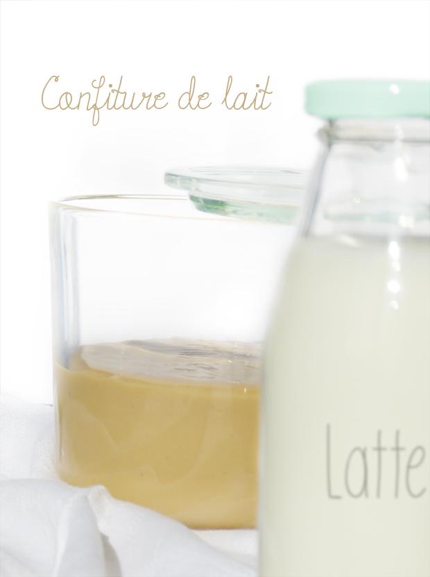 Foto confiture de lait