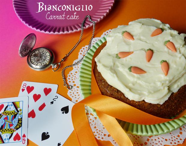 Foto della Bianconiglio Carrot Cake